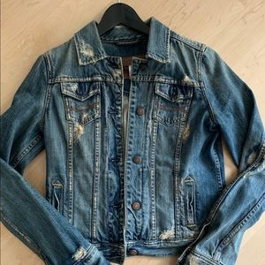 Abercrombie & Fitch denim jacket